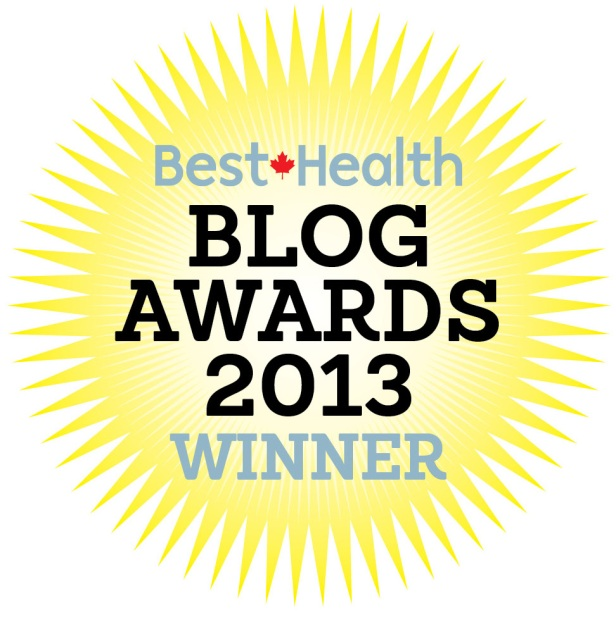 Blog Awards Logo Winner